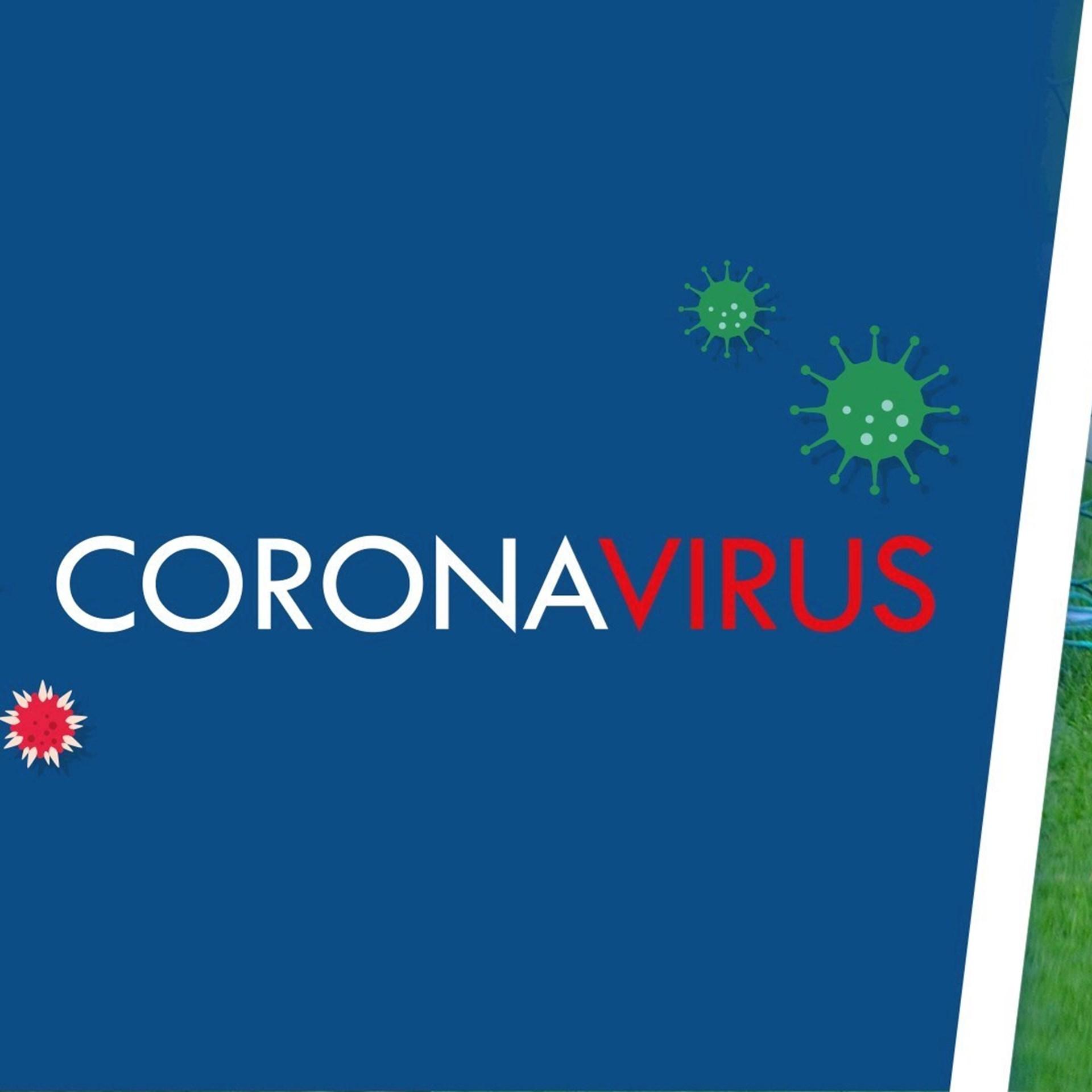 Træner i en coronavirus-tid