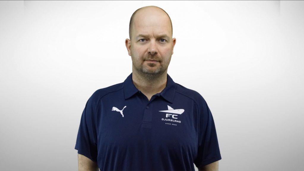 Nicolaj Poulsen sportschef i F.C. Djursland