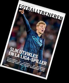 Der er nyt Norsk trænerblad på gaden