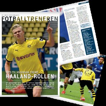 100 sider Norsk trænerblad
