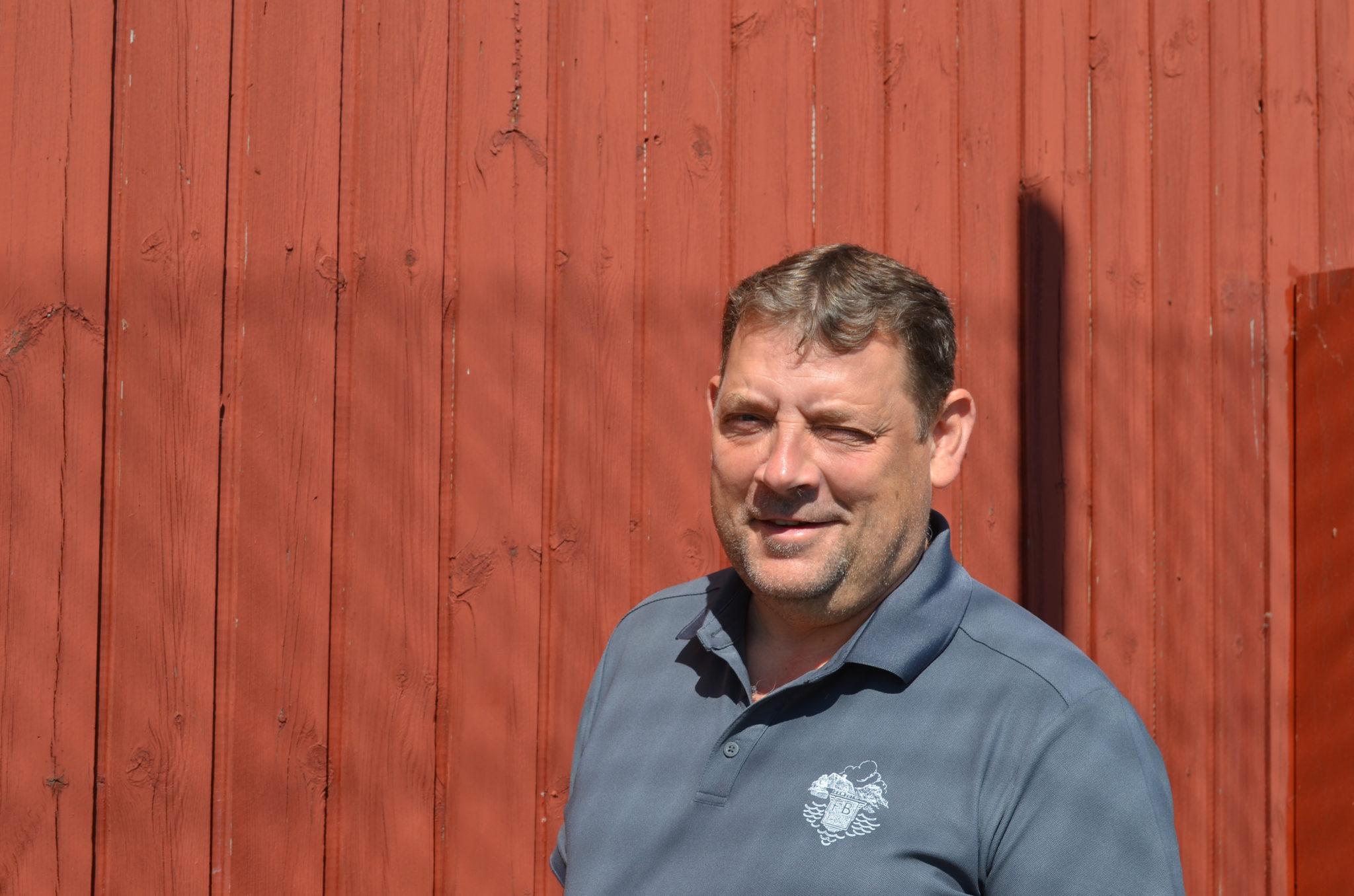 Formanden i Fanø Boldklub takker af