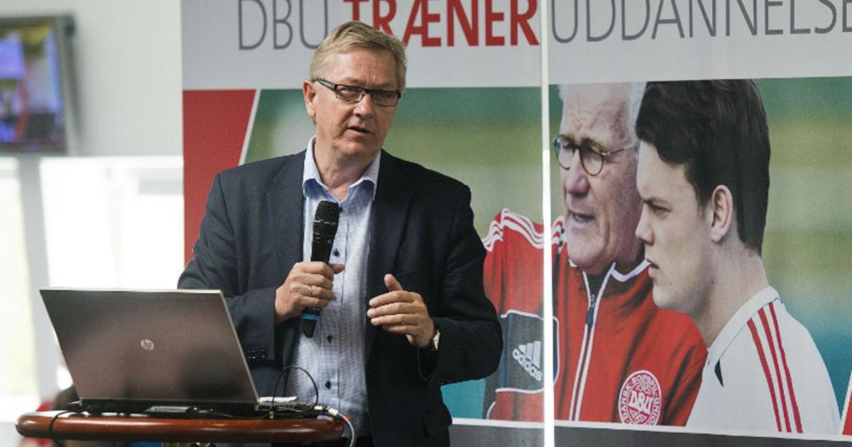 Peter Rudbæk slutter ved månedens udgang efter 40 års arbejde for DBU