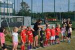 Fremad Valby vil gerne og arbejder på at blive Københavns førende pigefodboldklub. Hverken Boldklubben Frem eller Valby Boldklub, der er tætte naboer, råder over etableret pigefodbold og er derfor ikke en konkurrent, påpeger sportslig koordinator, Fie Frederiksen. (Foto: DTU)