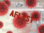 AFLYST: DTU Seminar 27 - 29 November
