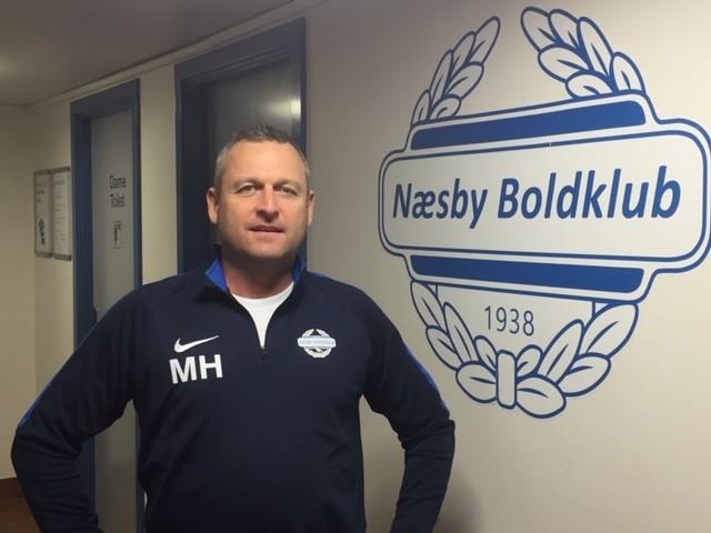 Mads Hansen Næsby Boldklub afleverede d. 19. oktober sit individuelle A-licensprojekt
