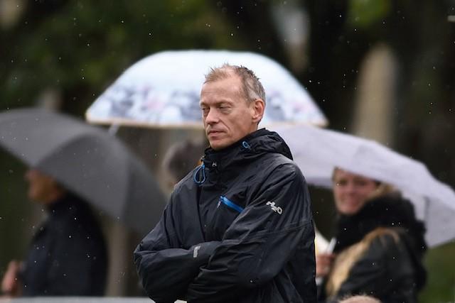 Cheftræner Bo Sundahl i aktion (privat)
