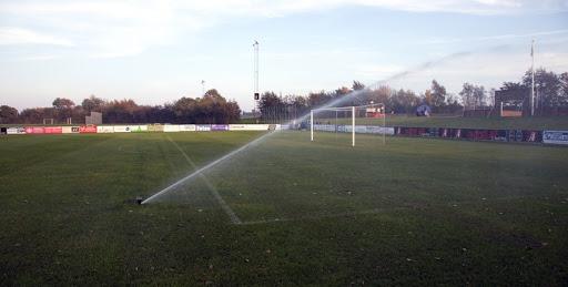 """Egsfield Ground - Den smukkeste grønne """"svær"""" på Fyn"""