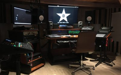 New Dubtrack country-side studio: LONGLAND STABLE