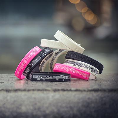 Dudelsack Armbänder