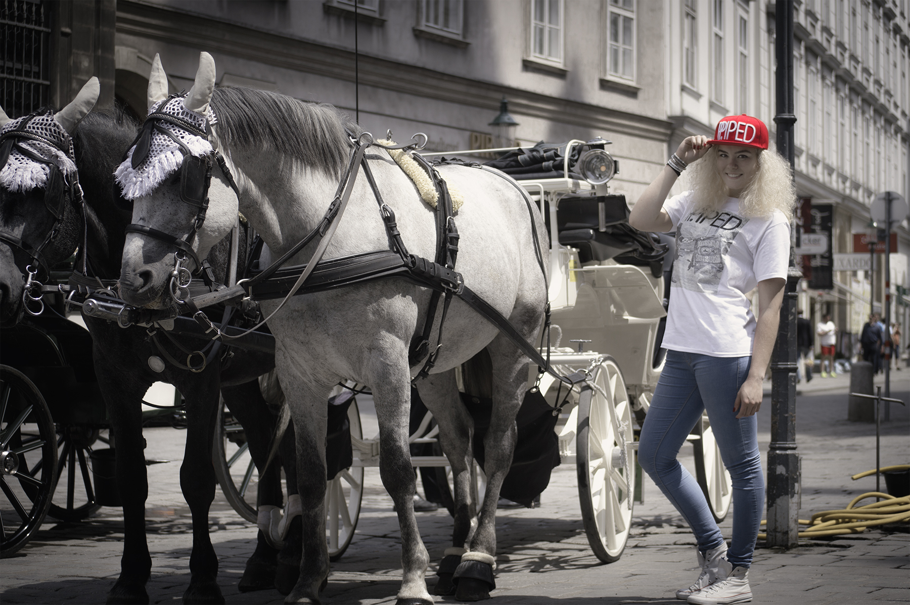 Dudelsack Lifestyle Mode und Fashion