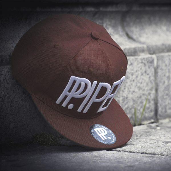Snapback Dudelsack Kappe Piped