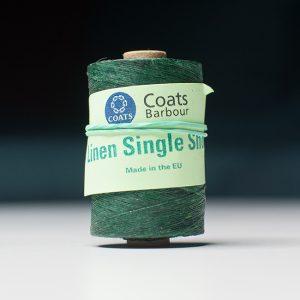 Green Waxed Hemp - Grüner gewachster Hanffaden für den Dudelsack