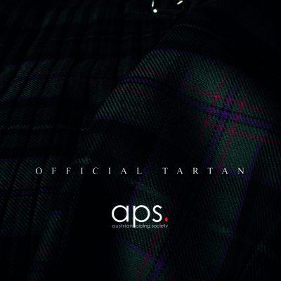 Eigener offizieller schottischer Kilt Tartan aus Österreich