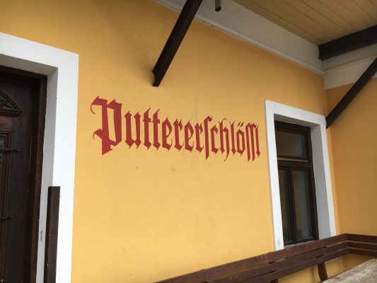 Puttererschlössl Dudelsack Wochenende Kurs Workshop