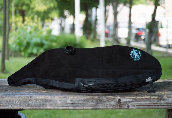 Sack bzw. Bag für Dudelsack - Bannatyne Hide Synthetisch Willie McCallum Size