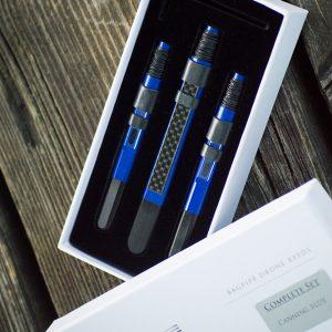 Canning Blue Drone Reeds - Dudelsack Rohrblätter blau
