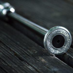 Premium Übungsflöte für Dudelsack - Practice Chanter Distel