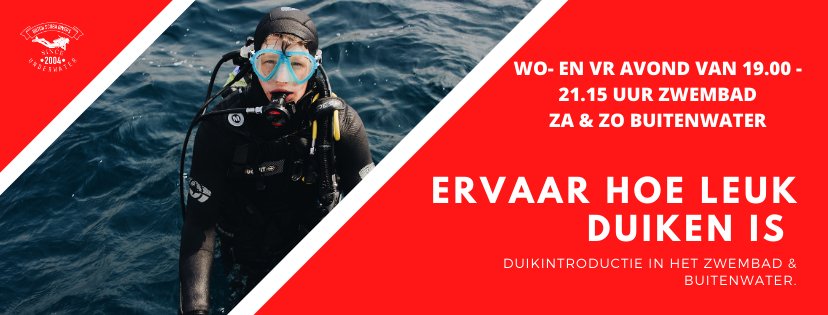try scuba diving, discover scuba diving zwembad