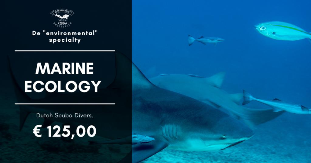marine ecology specialty den haag