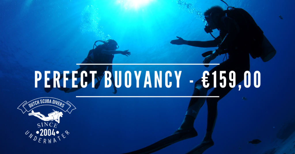 perfect buoyancy specialty