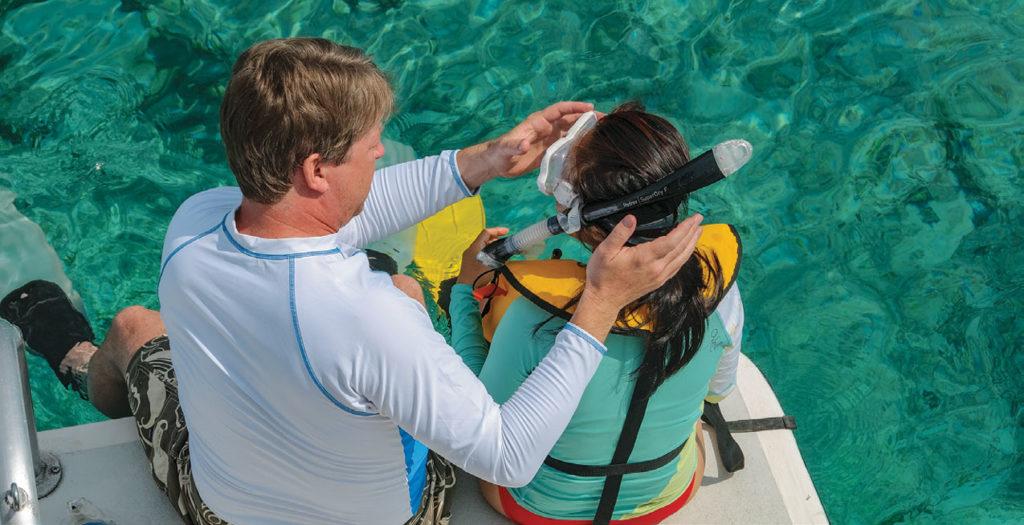 rashguard voor snorkelen in den haag