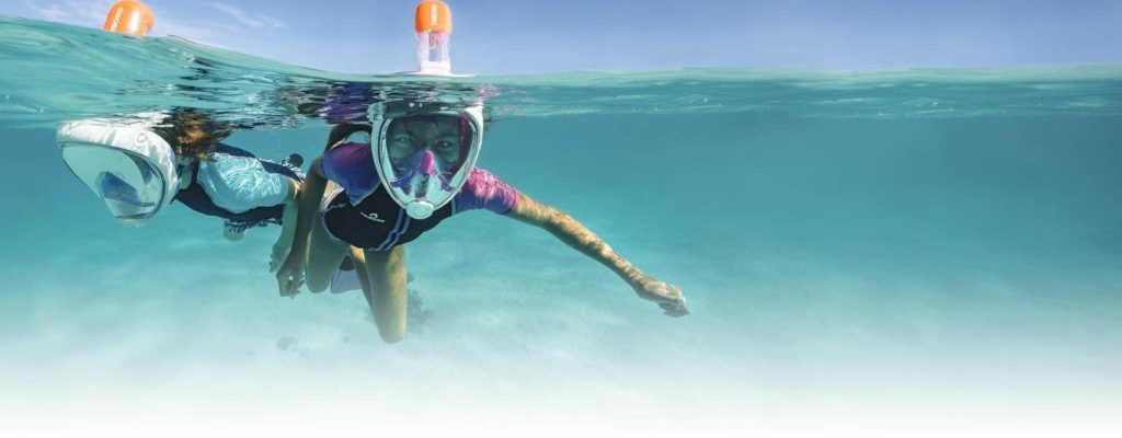 volgelaats snorkelmasker kind den haag