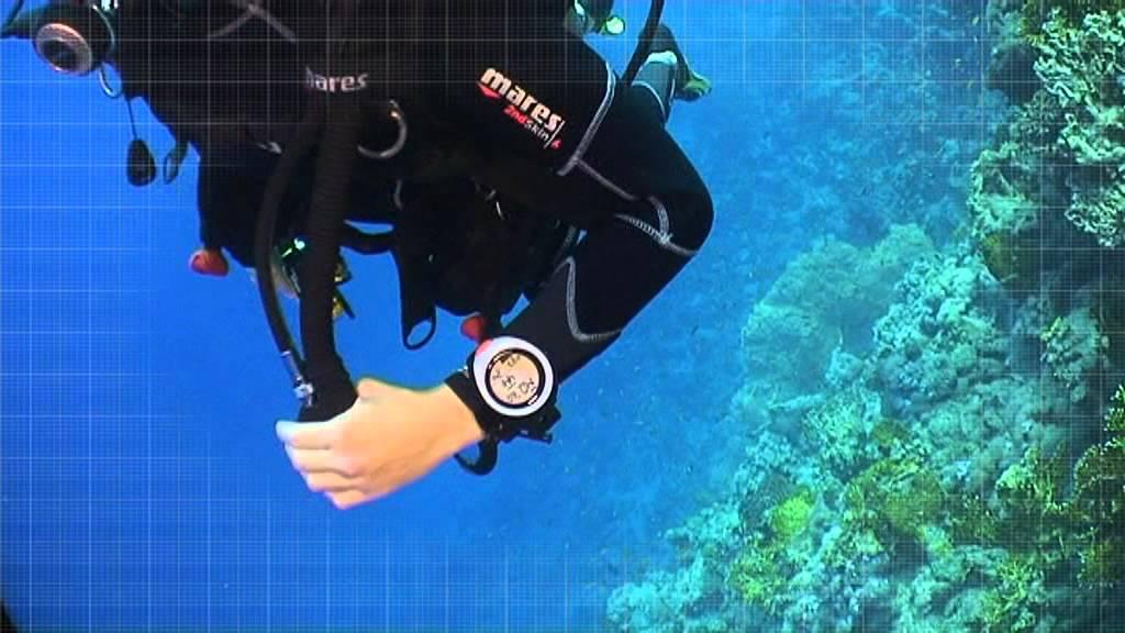 mares duikcomputer den haag