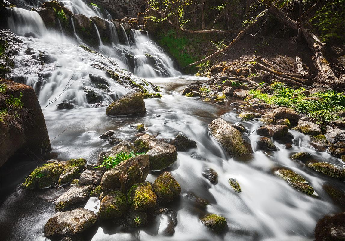 Waterfall Gränna SE