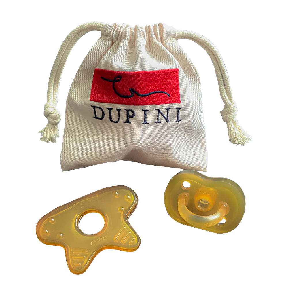 Dupini round shape pacifier