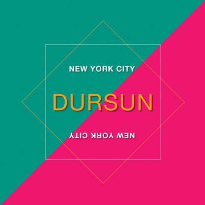 dursun new york city cover