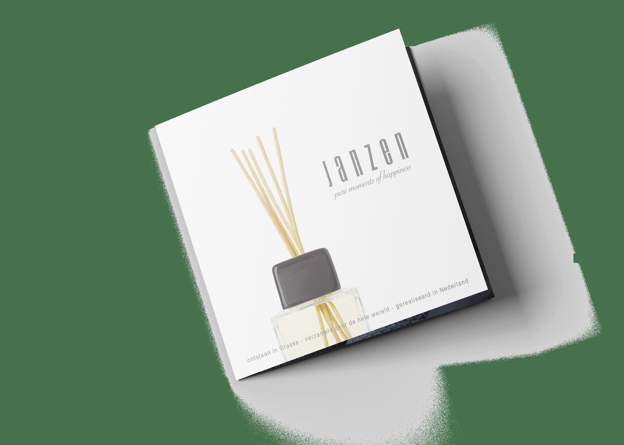 Portfolio Dutchgraph - Janzen - Brochure