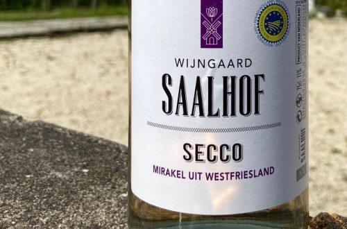 Mirakel uit West-Friesland is de Secco van Wijngaard Saalhof