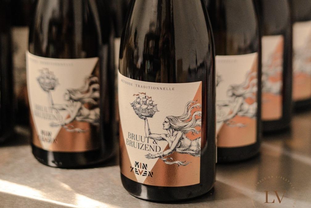 MinZeven Dutch Wine Nederlandse wijn