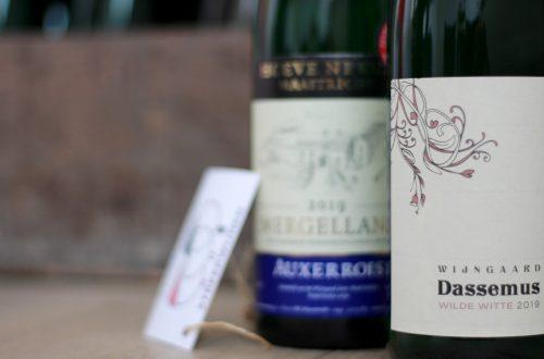 Nederlandse wijn supermarkt