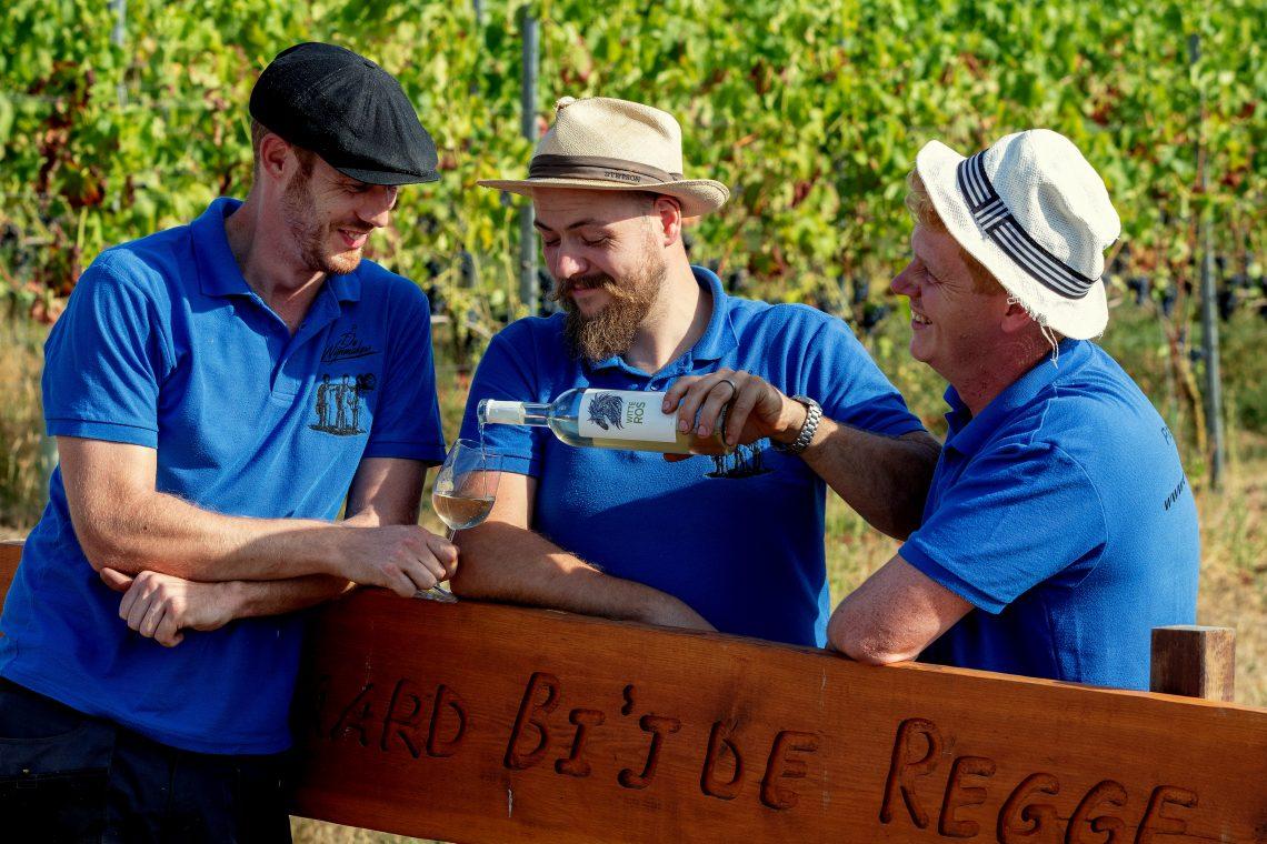 Goud en zilver voor de Wijnmakers uit Wierden