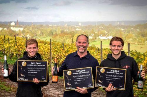 Apostelhoeve wereldtop nederlandse wijn dutch wine