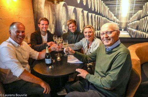Apostelhoeve familiebedrijf generatie Nederlandse wijn Dutch wine