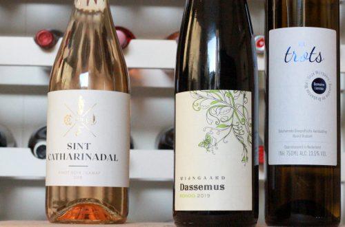Brabant wijn Sint-Catharinadal Dassemus Brabantse Wal Nederlandse wijn dutch wine