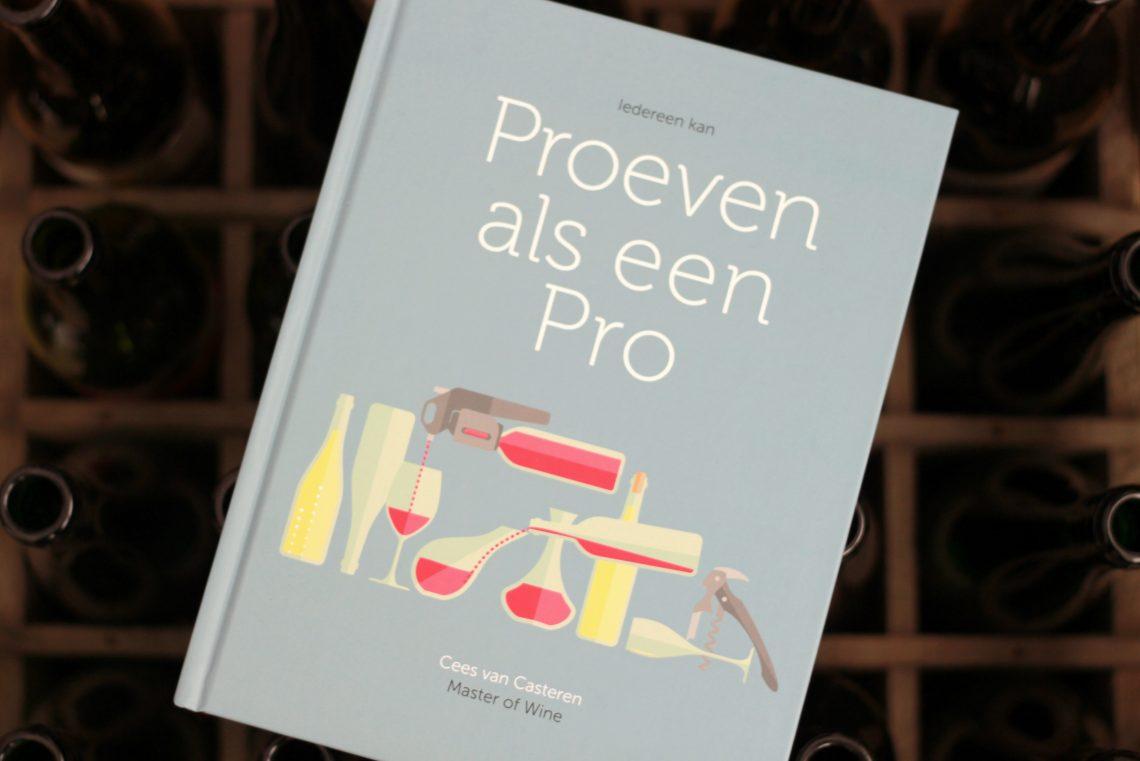 Proeven als een pro Cees van Casteren Nederlandse wijn dutch wine