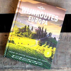 Wijnroutes Europa Nederlandse wijn dutch wine