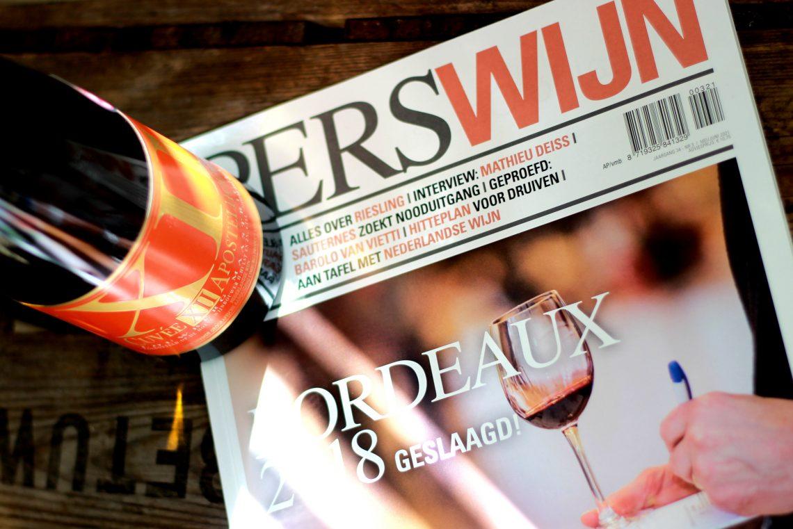 Perswijn proeverij Nederlandse wijn dutch wine