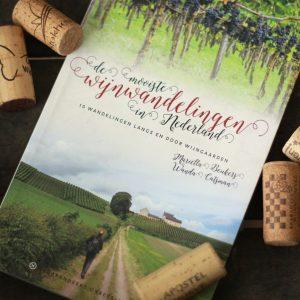 Wijnwandelingen wandelgids wandelen wijngaarden nederlandse wijn dutch wine
