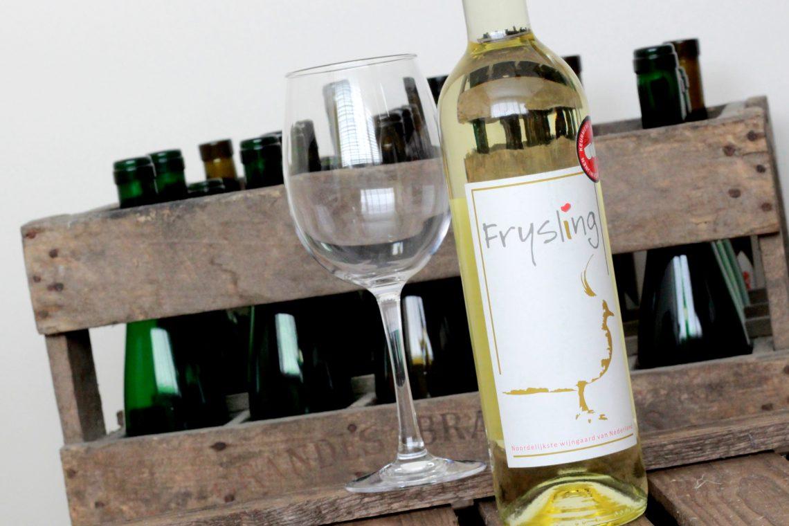 Frysling proefnotitie fries fruitig nederlandse wijn dutch wine