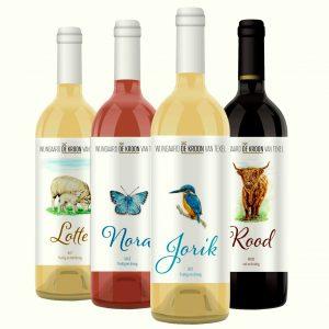 Nederlandse wijngaarden