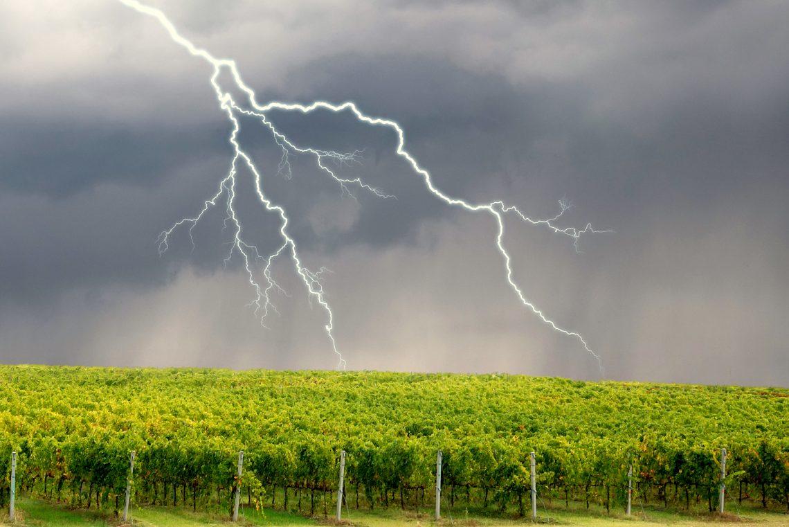 Extreme regenval Limburg