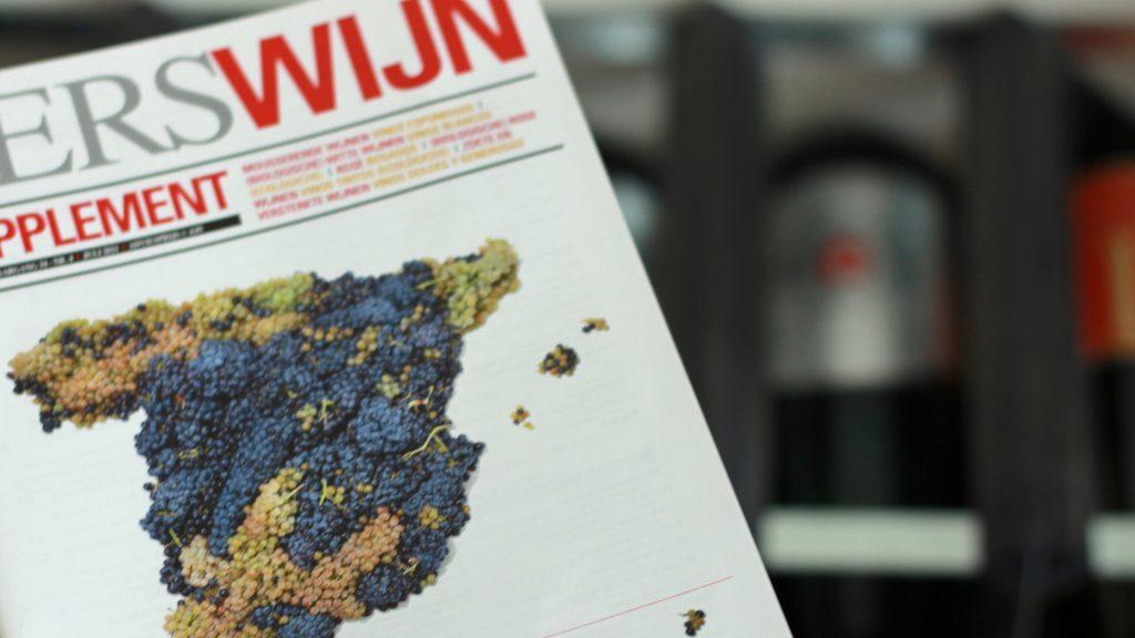 Wijnkeuring Lage Landen