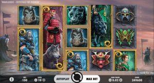 Warlords – Spilleautomat fra NetEnd