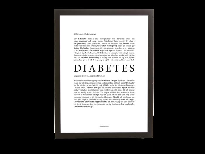 Diabetes | Kort och gott