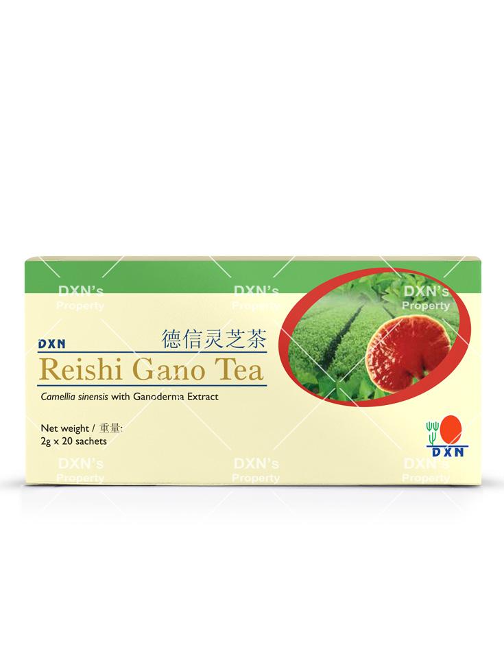 REISHI GANO TEA