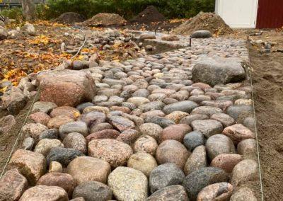 Granit vandrender